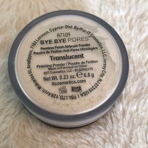 it cosmetics Makeup - ✨IT Cosmetics✨ Airbrush Finishing Powder